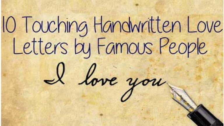 10-Touching-Handwritten-Love-Letters-by-Famous-People