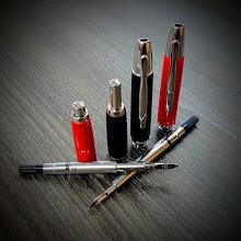 Capless pens