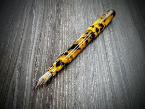 Conklin All American Fountain Pen in Tortoiseshell