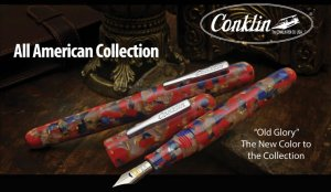 New in Conklin Pen's!