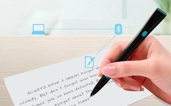 Digital Recorder Concept Pen