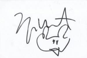 kanye signature