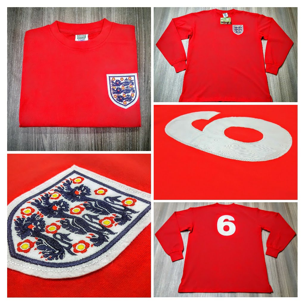 England 1966 Shirt Competition