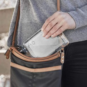 The Memobottle fits in your bag