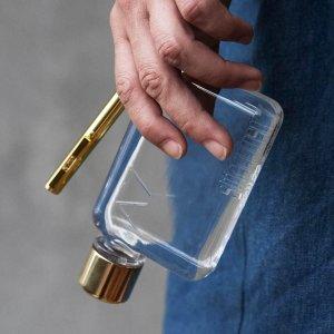 Memo bottle Gold Lid